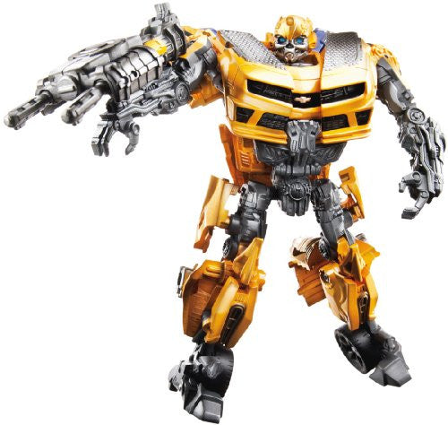 Image 1 for Transformers Darkside Moon - Bumble - Mechtech DA18 - Nitro Bumblebee (Takara Tomy)