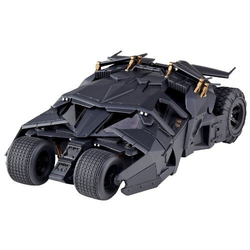 Image 1 for Batman Begins - The Dark Knight - The Dark Knight Rises - Batman - Batmobile Tumbler - Revoltech - Revoltech SFX 043 (Kaiyodo)