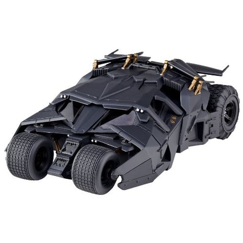 Image for Batman Begins - The Dark Knight - The Dark Knight Rises - Batman - Batmobile Tumbler - Revoltech - Revoltech SFX 043 (Kaiyodo)
