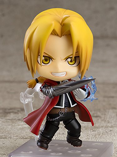 Image 4 for Hagane no Renkinjutsushi - Edward Elric - Nendoroid #788 (Good Smile Company)