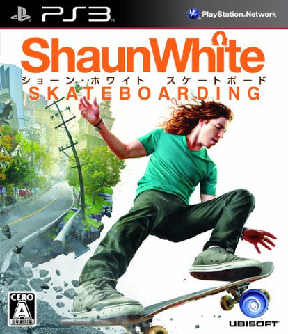Image for Shaun White Skateboarding