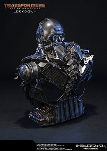 Image 9 for Transformers: Lost Age - Lockdown - Bust - Premium Bust PBTFM-13 (Prime 1 Studio)