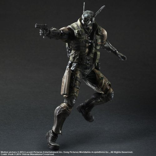 Image 7 for Appleseed Alpha - Briareos Hecatonchires - Play Arts Kai (Square Enix)