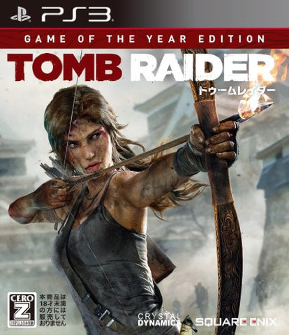 Image for Tomb Raider (Game of the Year Edition)