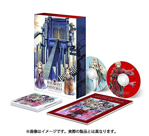 Image 5 for Radiant Historia Perfect Chronology [Perfect Edition]