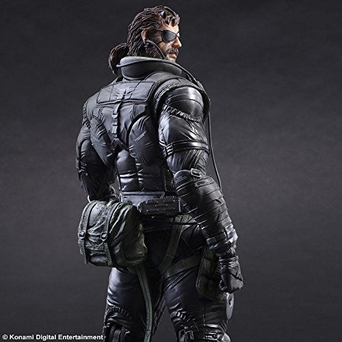 Image 2 for Metal Gear Solid V: The Phantom Pain - Venom Snake - Play Arts Kai - Sneaking Suit ver. (Square Enix)