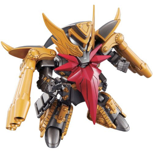 Image 2 for SD Gundam Sangokuden Brave Battle Warriors - Dong Zhuo Zagu - SD Gundam Sangokuden series #011 - Shin (Bandai)