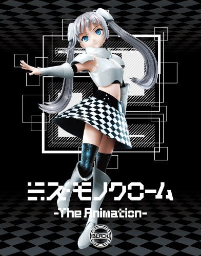 Image 1 for Miss Monochrome - The Animation Black Edition [DVD+CD]