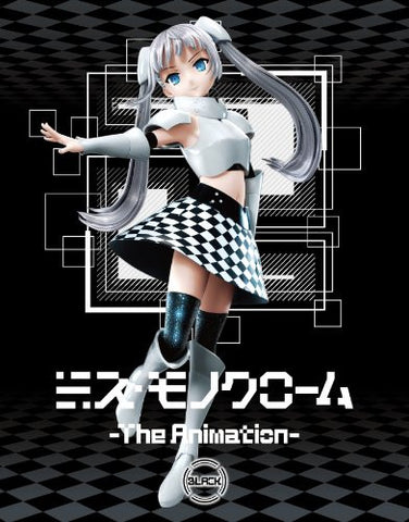 Image for Miss Monochrome - The Animation Black Edition [DVD+CD]