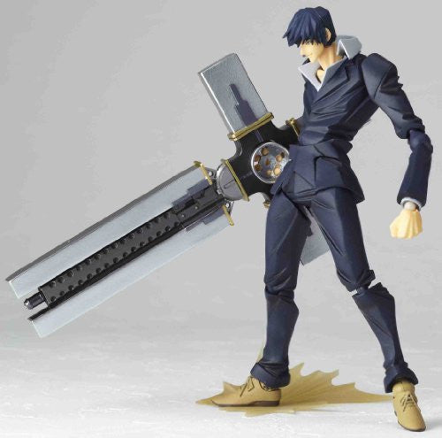 Image 6 for Trigun: Badlands Rumble - Nicholas D. Wolfwood - Revoltech - No. 092