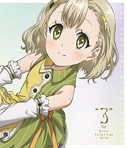 Image for Escha And Logy No Atelier - Tasogare No Sora No Renkinjutsushi Vol.3