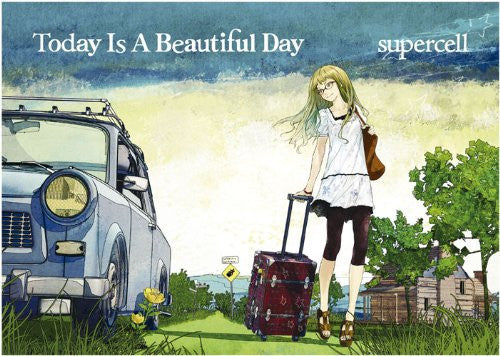Image 2 for Today Is A Beautiful Day / supercell [Limited Edition]