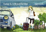 Thumbnail 2 for Today Is A Beautiful Day / supercell [Limited Edition]