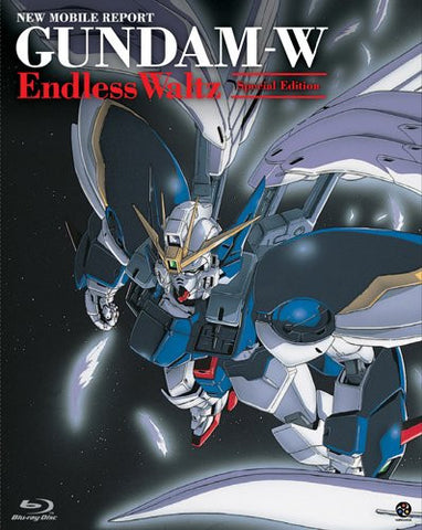Image for Mobile Suit Gundam Wing Endless Waltz Special Edition [Limited Edition]