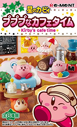 Hoshi no Kirby - Kirby - Candy Toy - Hoshi no Kirby Pupupu Cafe Time - 2 - Honey Toast (Re-Ment)