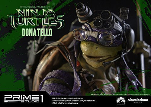 Image 6 for Teenage Mutant Ninja Turtles (2014) - Donatello - Museum Masterline Series MMTMNT-03 - 1/4 (Prime 1 Studio)