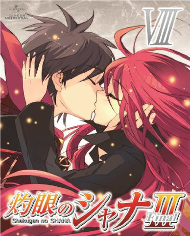 Image for Shakugan No Shana III - Final - Vol.8 [Limited Edition]