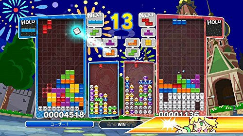 Image 2 for Puyo Puyo Tetris (Special Price)