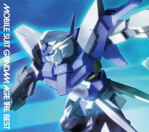 Image for MOBILE SUIT GUNDAM AGE THE BEST