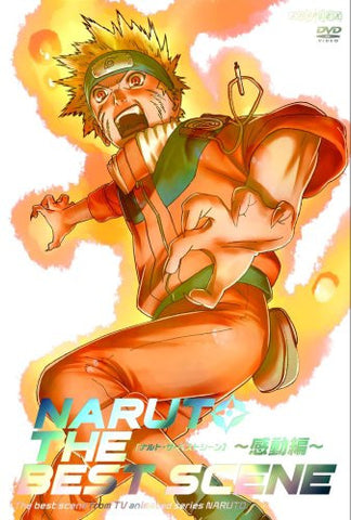 Image for Naruto The Best Scene - Kando Hen