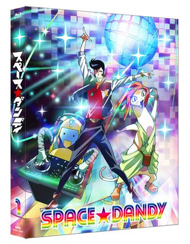 Image 1 for Space Dandy Vol.1