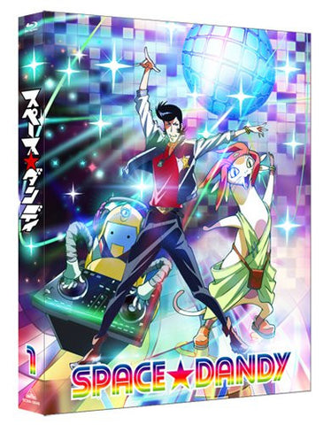 Image for Space Dandy Vol.1