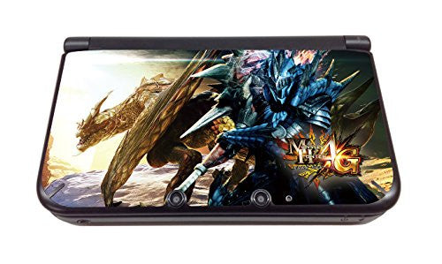 Image 2 for Monster Hunter 4G Sticker for 3DS LL