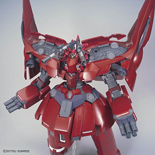 "Image 4 for Bandai Hobby 1/144 HGUC Neo Zeong ""Gundam Unicorn"" Model Kit"