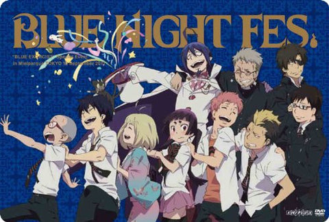 Image for Event DVD Blue Exorcist Blue Night Fes.