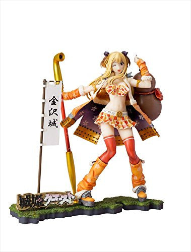 Image 4 for Shirohime Quest - Kanazawajou - 1/8 (New Vision Toys)