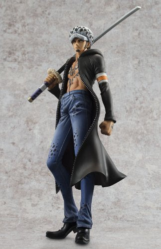 "Image 11 for One Piece - Trafalgar Law - Excellent Model - Portrait Of Pirates ""Sailing Again"" - Ver.2 (MegaHouse)"