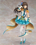 Thumbnail 4 for iDOLM@STER Cinderella Girls - Shibuya Rin - 1/8 - Crystal Night Party Ver. (Good Smile Company)