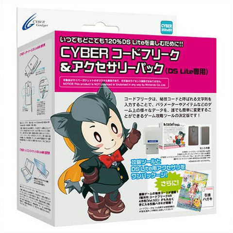 Image for Cyber Codefreak & Accessory Pack