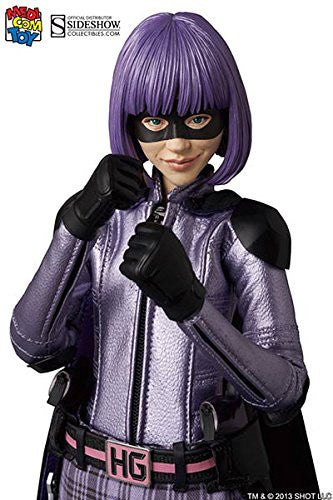 Image 8 for Kick-Ass 2 - Hit-Girl - Real Action Heroes #636 - 1/6 (Medicom Toy)