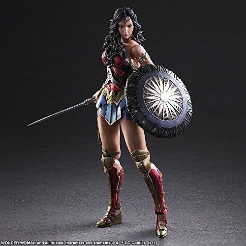 Image 7 for Wonder Woman - Play Arts Kai (Square Enix)