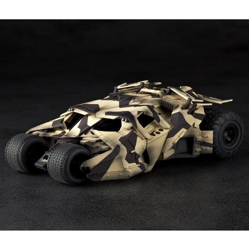 Image 5 for Batman Begins - The Dark Knight - The Dark Knight Rises - Batmobile Tumbler - Revoltech - Revoltech SFX 043EX - Camouflage (Kaiyodo)