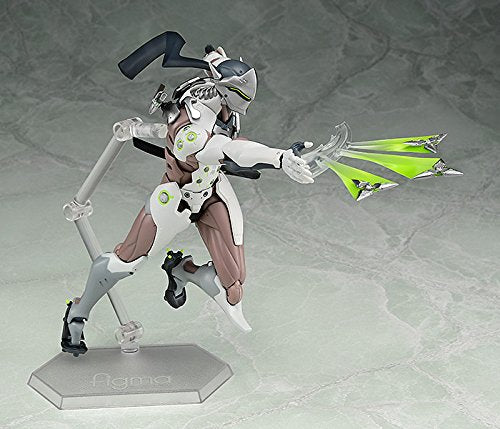 Details about  /Max Factory figma 373 Overwatch Genji action figure IN STOCK USA
