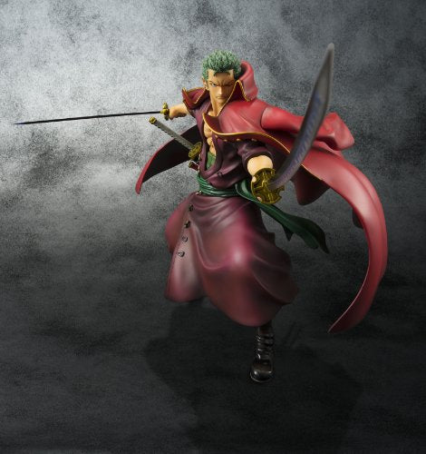 "Image 8 for One Piece Film Z - Roronoa Zoro - Excellent Model - Portrait Of Pirates ""Edition-Z"" - 1/8 (MegaHouse)"