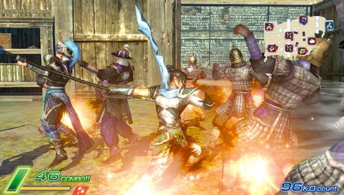 Image 6 for Shin Sangoku Musou Next [PS Vita the Best Version]
