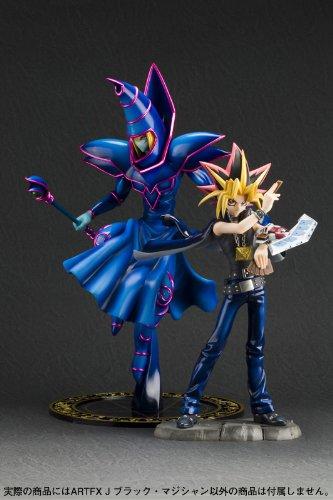 Image 8 for Yu-Gi-Oh! Duel Monsters - Black Magician - ARTFX J - 1/7 (Kotobukiya)