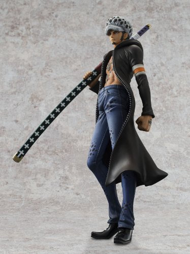 "Image 4 for One Piece - Trafalgar Law - Excellent Model - Portrait Of Pirates ""Sailing Again"" - Ver.2 (MegaHouse)"