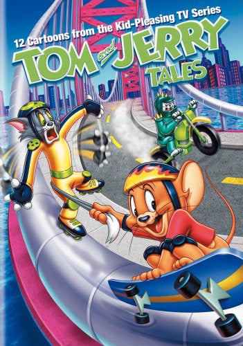Tom And Jerry Tales Vol.5