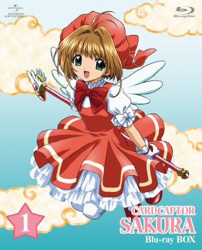 Image 1 for Cardcaptor Sakura Blu-ray Box 1 [Limited Edition]