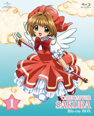 Image for Cardcaptor Sakura Blu-ray Box 1 [Limited Edition]