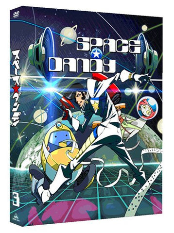 Image for Space Dandy Vol.3