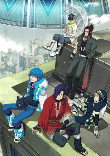 Image 1 for Dramatical Murder Dvd Box [4DVD+2CD]