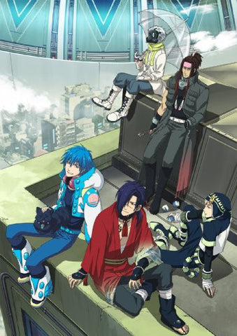 Image for Dramatical Murder Dvd Box [4DVD+2CD]