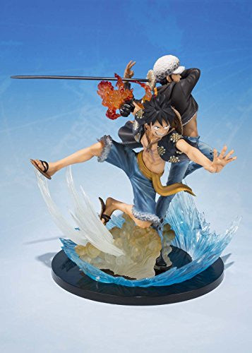 Image 6 for One Piece - Monkey D. Luffy - Trafalgar Law - Figuarts ZERO - -5th Anniversary Edition- (Bandai)