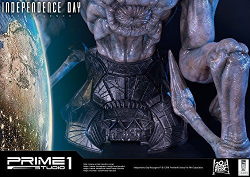 Image 2 for Independence Day: Resurgence - Alien - Bust - Life-Size Bust LSIDR-01 - 1/1 (Prime 1 Studio)