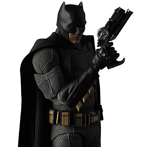 Image 4 for Batman v Superman: Dawn of Justice - Batman - Mafex No.017 (Medicom Toy)